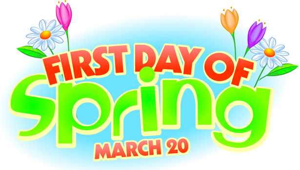 Image result for first day of spring 2018